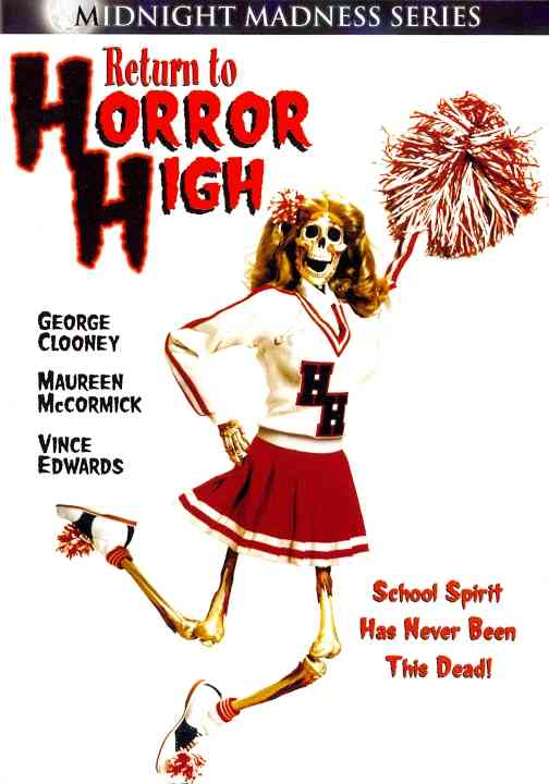 RETURN TO HORROR HIGH BY CLOONEY,GEORGE (DVD)