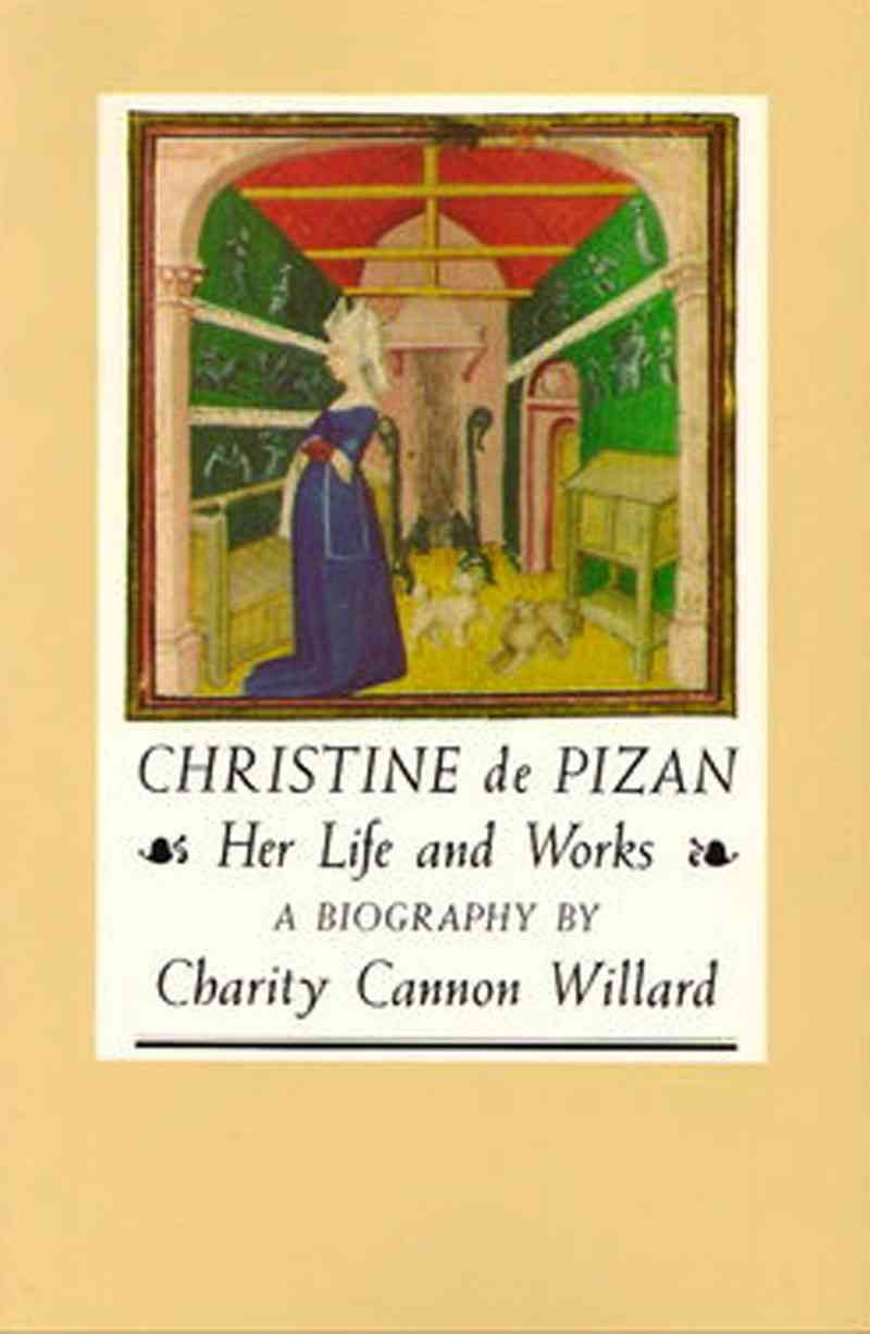 Christine De Pizan By Willard, Charity Cannon